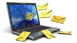 Email dần trở thành mục tiêu của tin tặc