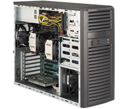 LifeCom Z460 X9 Workstation
