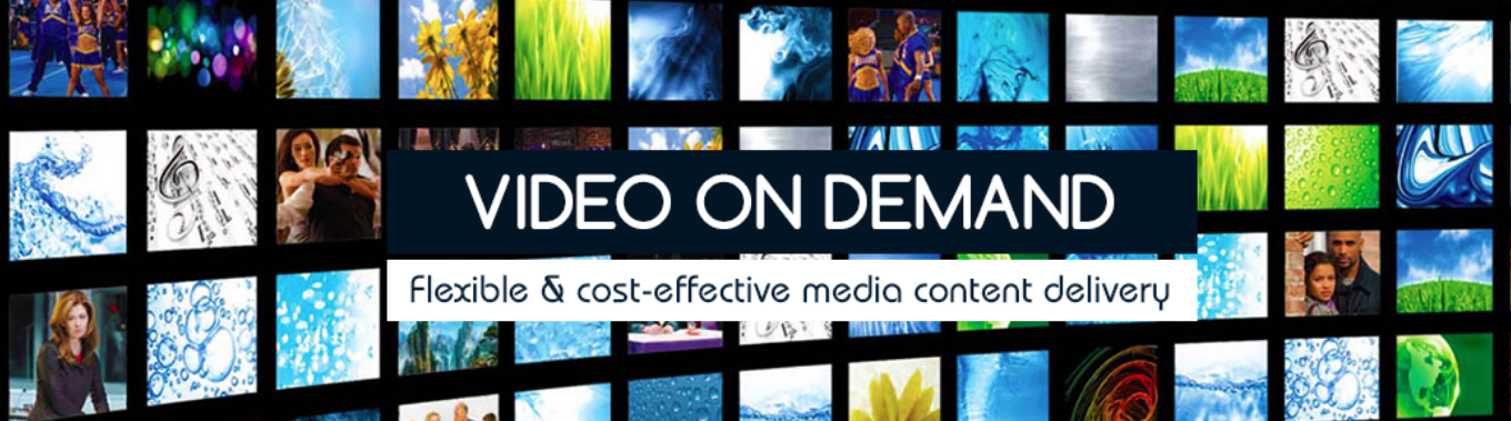 CDN - VIDEO ON DEMAND
