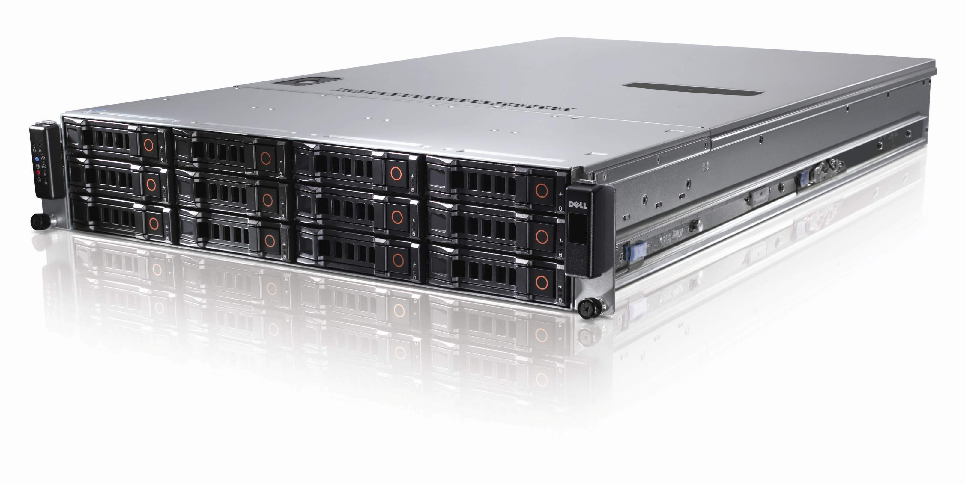 MÁY CHỦ DELL POWEREDGE C2100 XEON 6-CORES X5660 -  2.80 GHZ