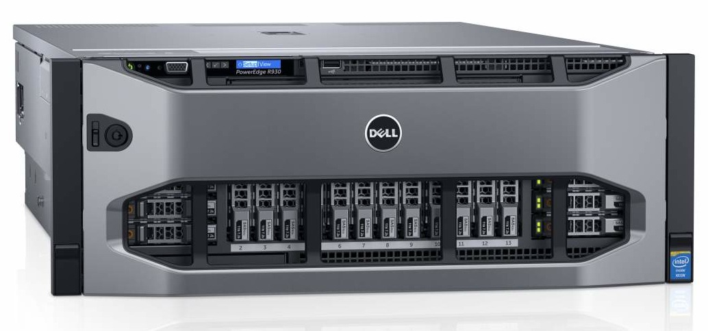 MÁY CHỦ DELL™ POWEREDGE™ R930 E7- 4830 V3