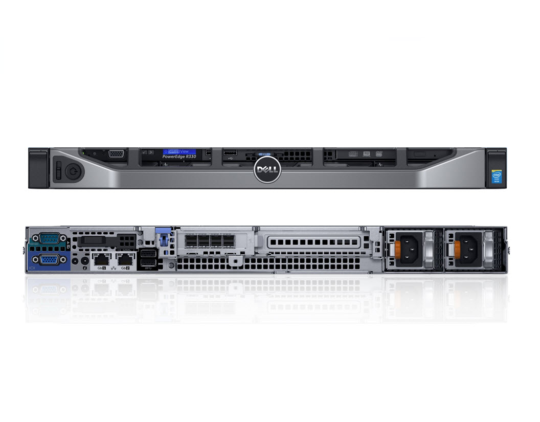 DELL POWEREDGE R330 E3-1240V6