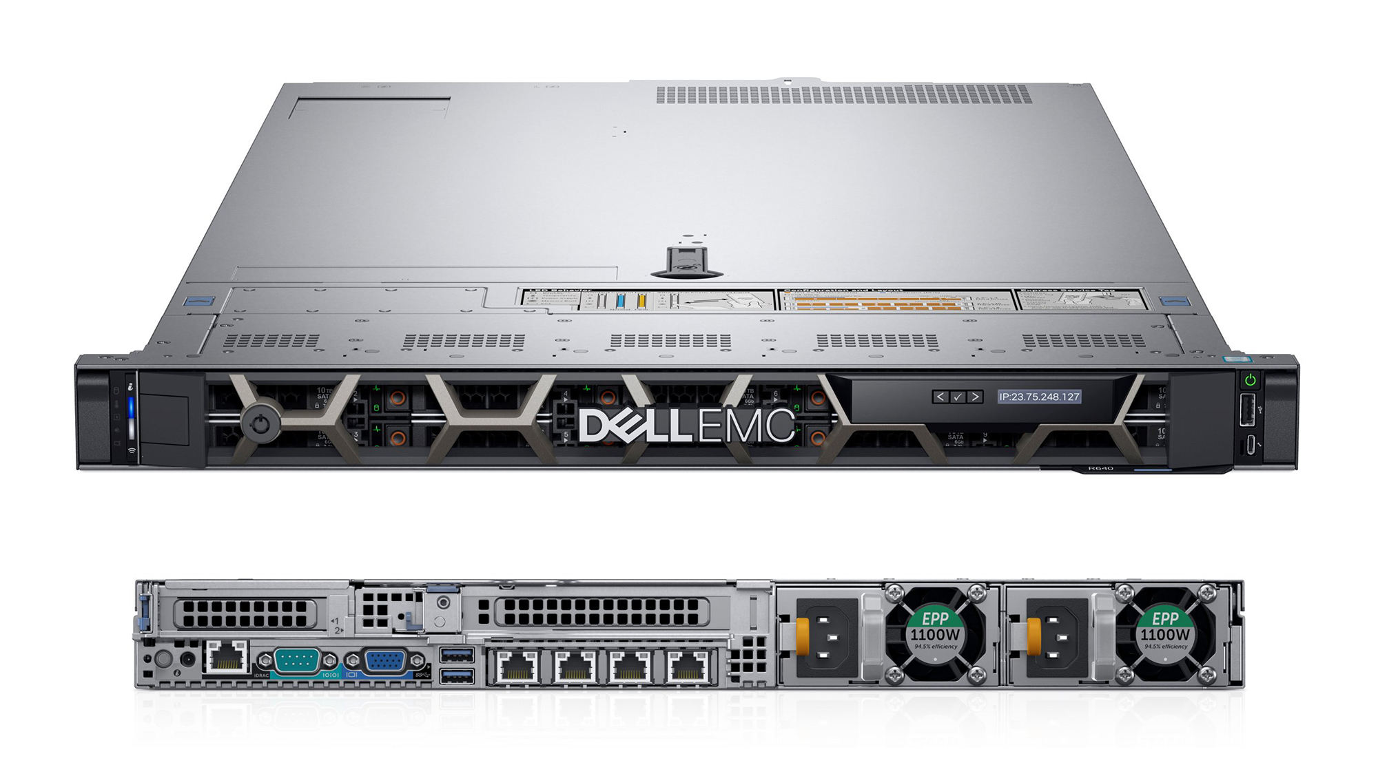 Dell PowerEdge R640 Gold 6134