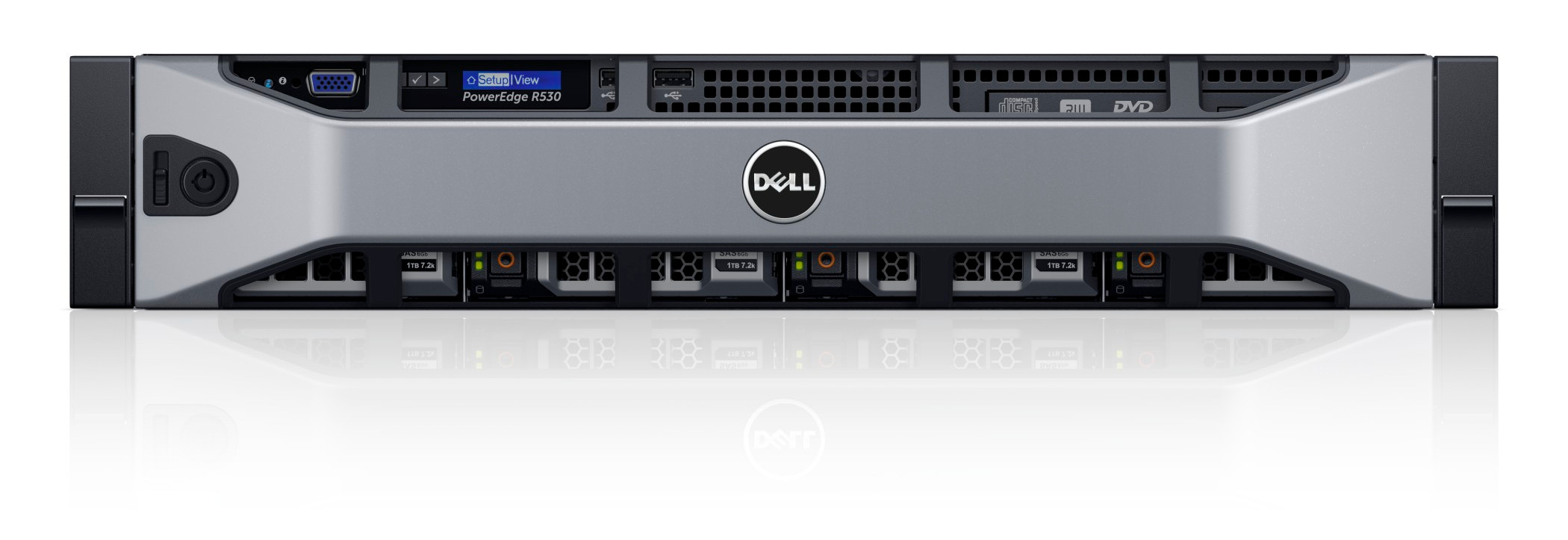 Dell PowerEdge R530 E5-2620v4
