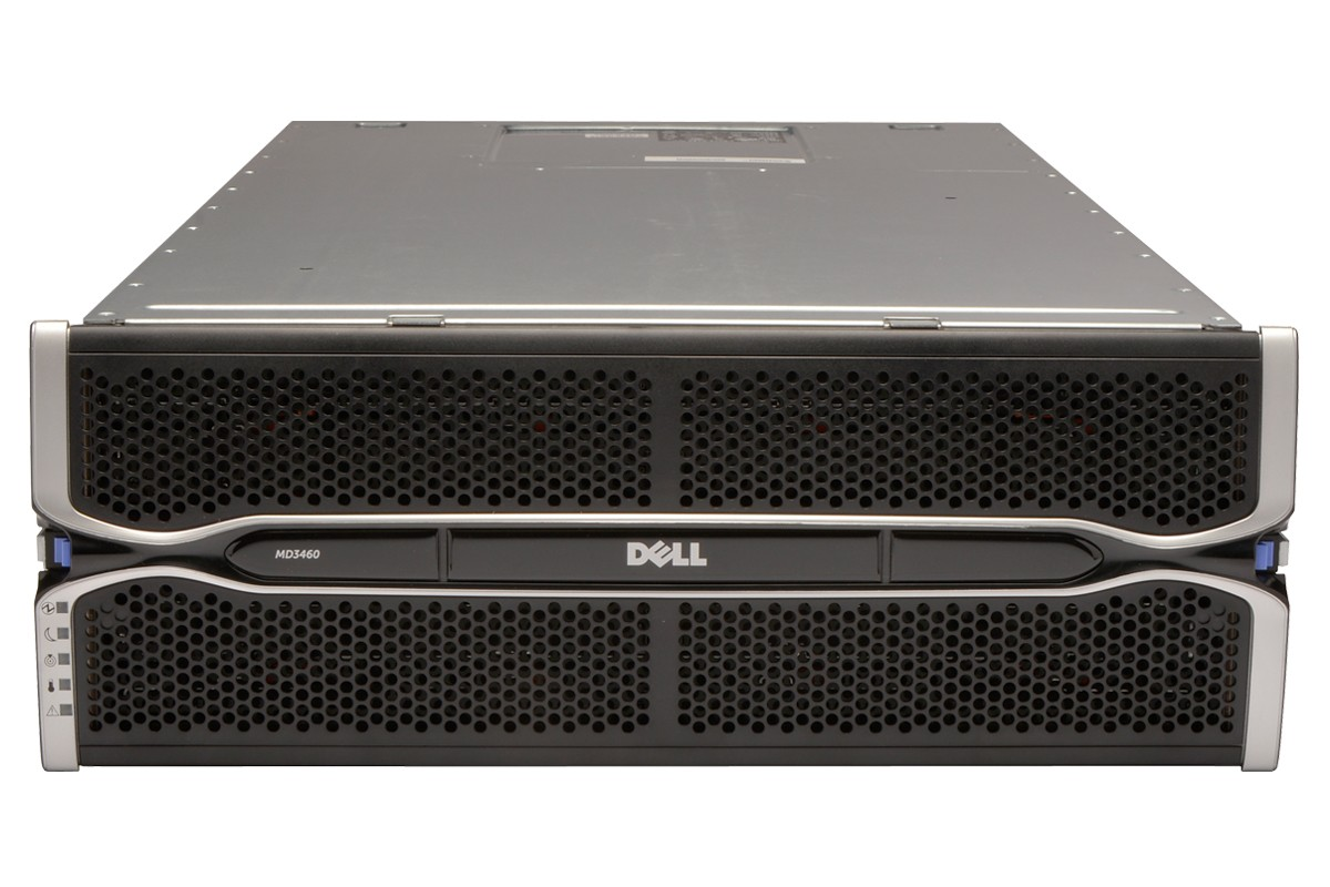 MÁY CHỦ DELL POWERVAULT MD3460E DENSE ENCLOSURE STORAGE