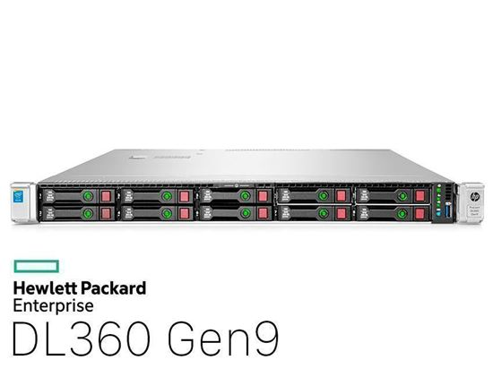 SERVER HPE ProLiant DL360 G9 SFF E5-2698v4