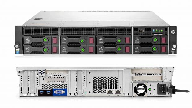 SERVER HPE ProLiant DL80 G9 E5-2640 v4