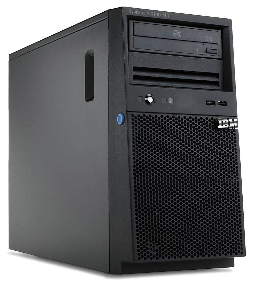 SERVER LENOVO IBM System X3100 M4 Intel® Xeon® Quad-Core E3-1220v2 3.10GHz 8MB LGA 1155