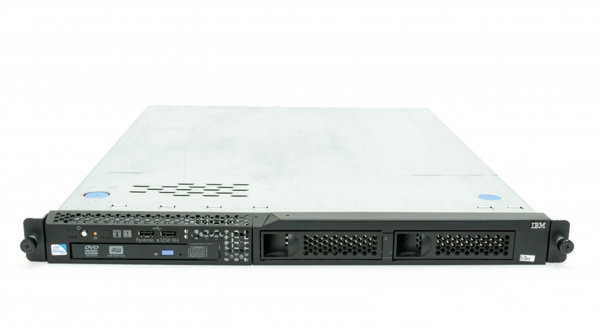 SERVER IBM® SYSTEM® X3250 M4 E3-1220v2 (3.10GHz/4-core/8MB)