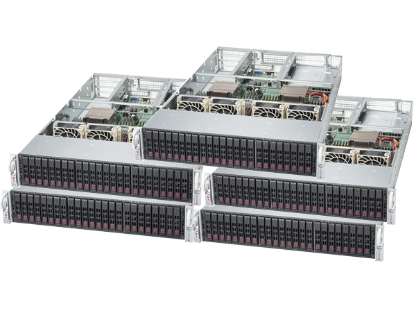 SERVER SUPERMICRO MaxCloud-216E5S24