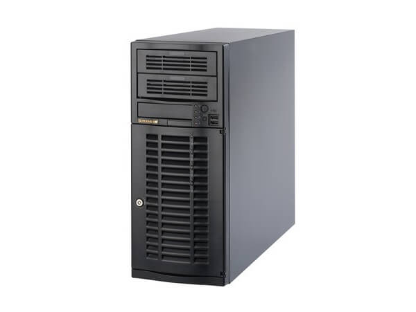 SERVER SUPERMICRO USA TOWER CSE-733T-500B E5-2609 v4