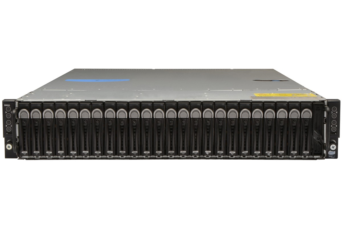 SERVER DELL POWEREDGE C6320 4 NODE E5-2600 v4