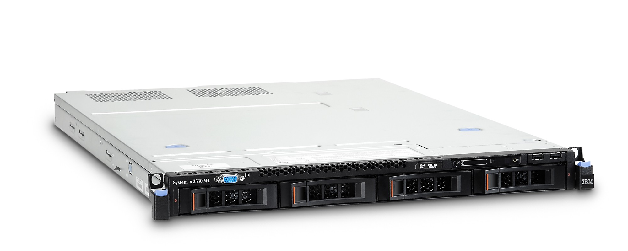 SERVER IBM® SYSTEM® X3530 M4 - E5-2407 Intel® Xeon® 4-Core Processor E5-2407, 2.2GHz, 10MB, 6.40GT/s QPI