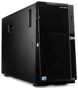 SERVER LENOVO IBM System X3500 M4 Intel® Xeon® 6-Core Processor E5-2609v2, 2.5GHz, 10MB, LGA2011