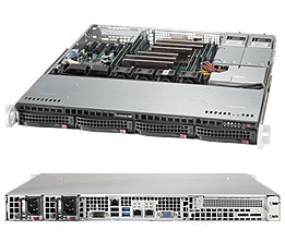 SERVER SuperServer 6018U-TR4+