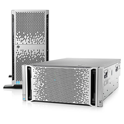 SERVER HPE PROLIANT ML350p G8 - E5-2620, 6 cores, 2.0GHz, 15 MB