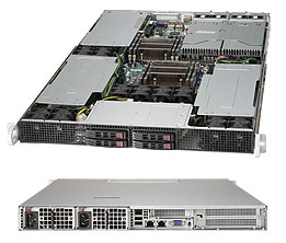 SERVER SuperServer 1027GR-TRF
