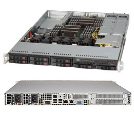 SERVER SuperServer 1027R-WRF
