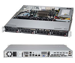 SERVER SUPPERSERVER 5018D-MTF