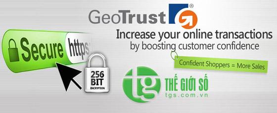 CHỨNG CHỈ SỐ GEOTRUST SSL