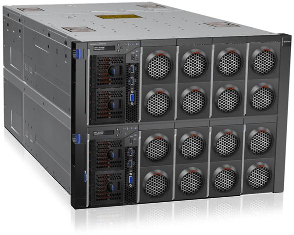 SERVER LENOVO System x3950 X6 E7-8890v3 (6241-FCA)