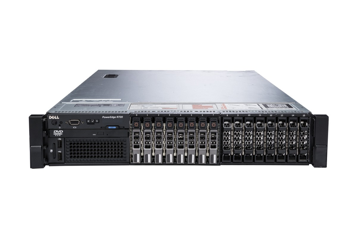 MÁY CHỦ DELL™ POWEREDGE™ R720 E5-2660 v2